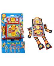 Развивающая игрушка Робот Пуговка