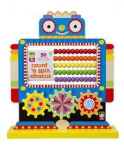 Игрушка со счетами Робот