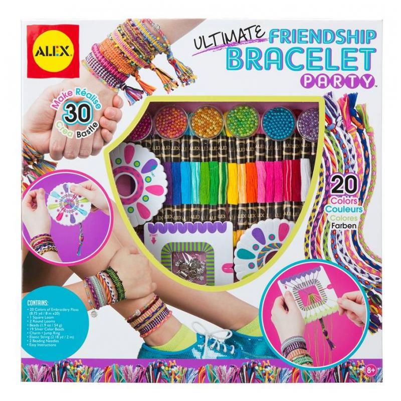 Набор для плетения браслетов Друзья