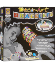 Набор для творчества Браслеты арт-деко CREATIVE