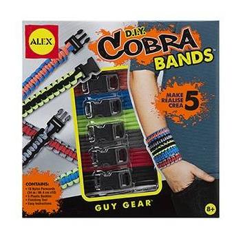 Набор браслеты Кобра
