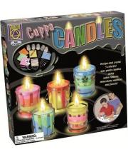 Набор для творчества Дизайнерские свечи Стаканчики