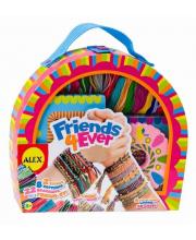 Набор для плетения браслетов Друзья навсегда