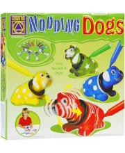 Набор для творчества Разукрась кивающих собачек