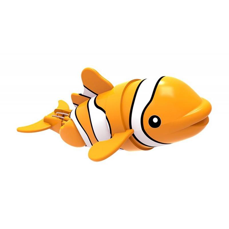 Игрушка для ванны Рыбка-акробат ЛаккиИгрушка для ванны Рыбка-акробат Лакки из серии Море чудес марки Redwood.  C веселой и яркой рыбкой - акробатом Лакки можно играть в воде. Лакки умеет плавать и нырять, как настоящая рыбка, а траектория ее движения меняется в зависимости от наклона хвоста.<br>Размер: 12 см.<br>Материал: пластик.<br>Для работы понадобятся 2 батарейки типа ААА (LR03). Батарейки в комплект не входят.<br><br>Возраст от: 3 года<br>Пол: Не указан<br>Артикул: 698181<br>Страна производитель: Китай<br>Бренд: США<br>Размер: от 3 лет
