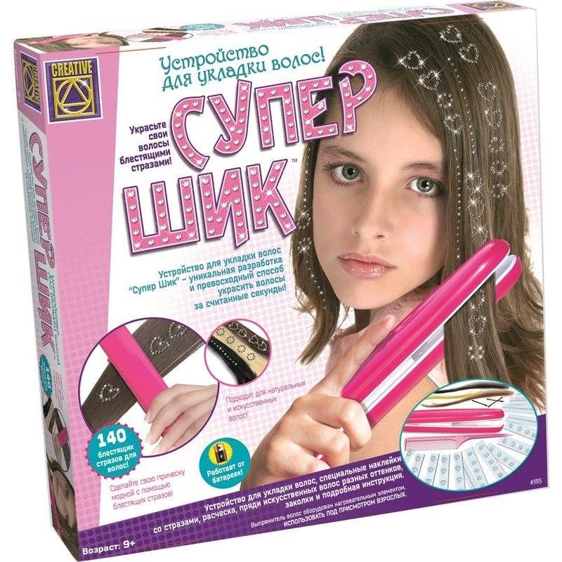 Набор для украшения волос Супер шик