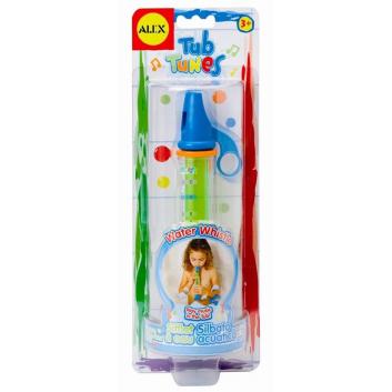 Игрушки, Игрушка для ванны Водяная дудочка ALEX 698126, фото