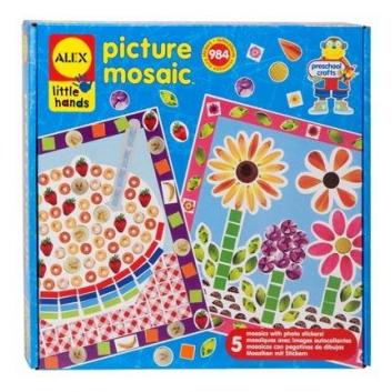 Мозаика Из фотографий