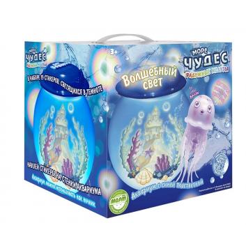 """Игровой набор  """"Волшебный свет"""" с медузой Лиззи"""