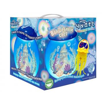 Игрушки, Игровой набор Волшебный свет с медузой Диззи Redwood 698201, фото