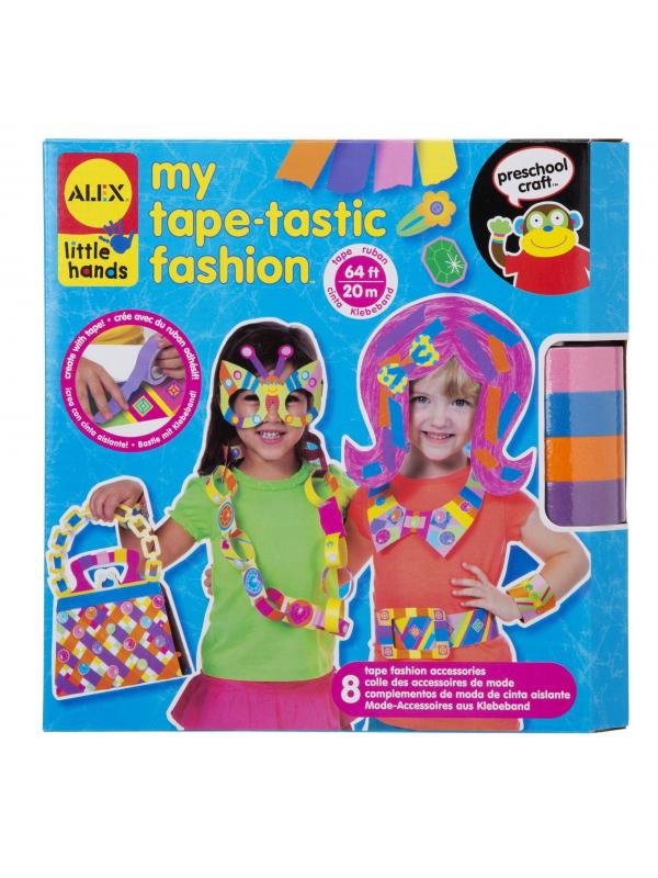 Аппликации Маленькие модницы ALEX
