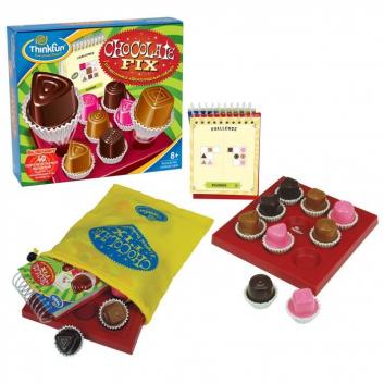 Игрушки, Игра-головоломка Шоколадный набор THINKFUN 698262, фото