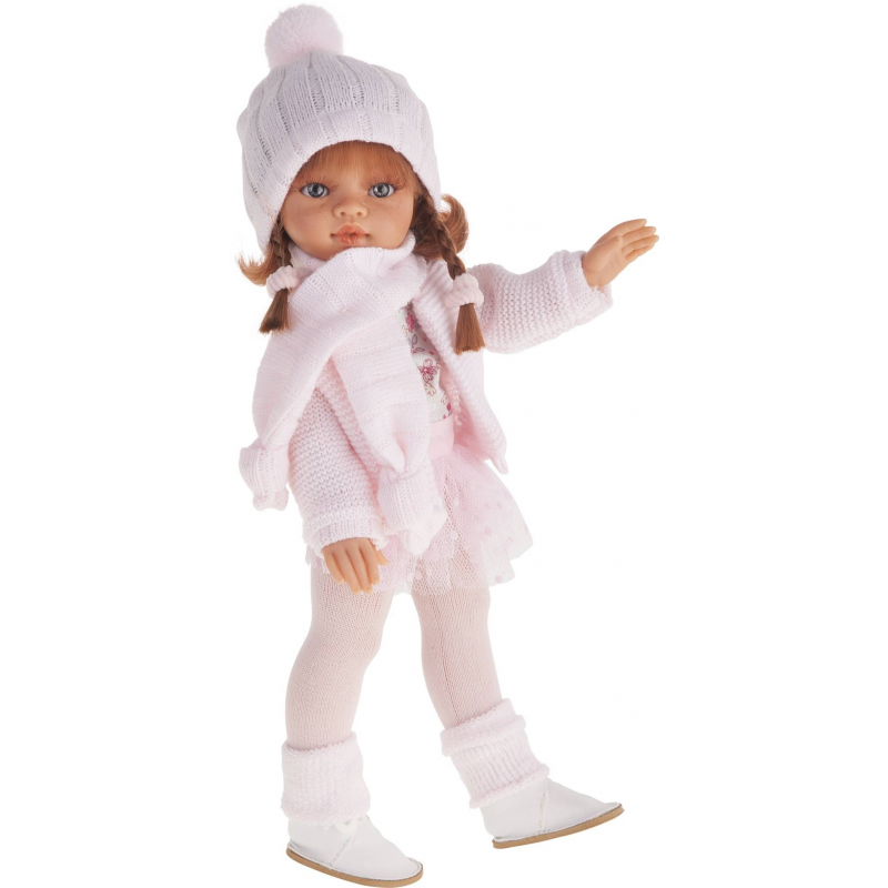 Antonio Juan Munecas Кукла Эльвира кукла весна 35 см