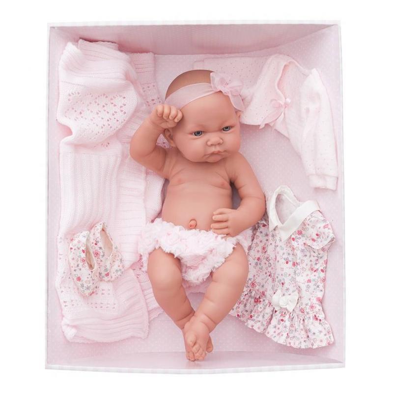 Купить Кукла-младенец Эльза, Antonio Juan Munecas, от 3 лет, Для девочки, 698353, Испания