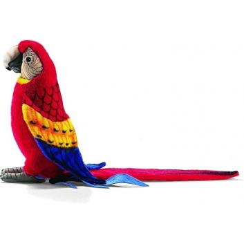 Игрушки, Мягкая игрушка Попугай Ара Hansa 698368, фото