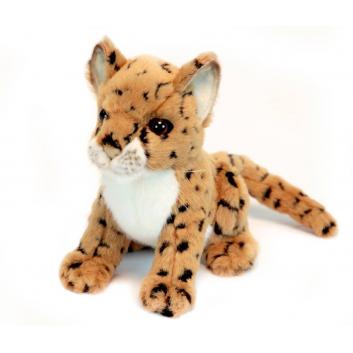 Игрушки, Мягкая игрушка Леопард Hansa 698408, фото