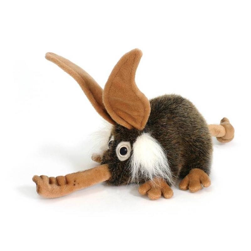 Hansa Мягкая игрушка Тролль с носом hansa мягкая игрушка верблюд