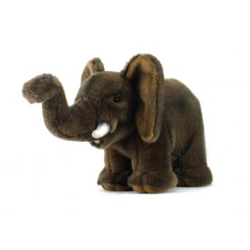 Игрушки, Мягкая игрушка Слоненок Hansa 698413, фото