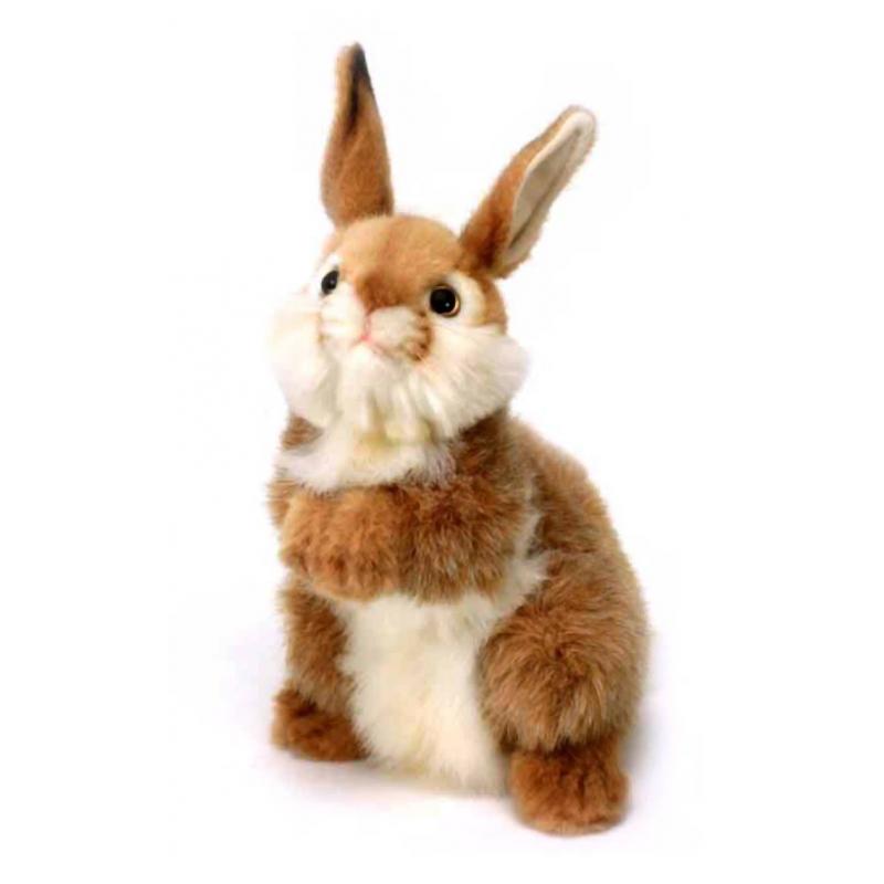 Hansa Мягкая игрушка Кролик мягкие игрушки spiegelburg кролик неваляшка baby gluck