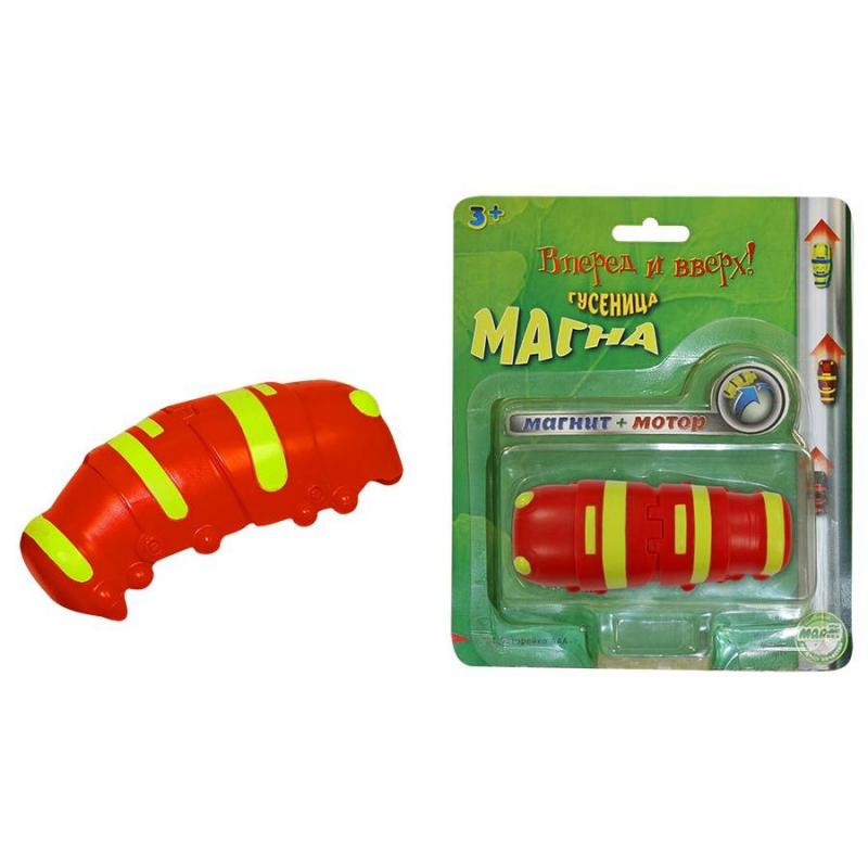 ECLIPSE TOYS Игрушка Гусеница Магна игрушка