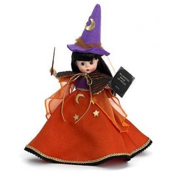 Игрушки, Кукла Ведьма-ученица Madame Alexander 698521, фото