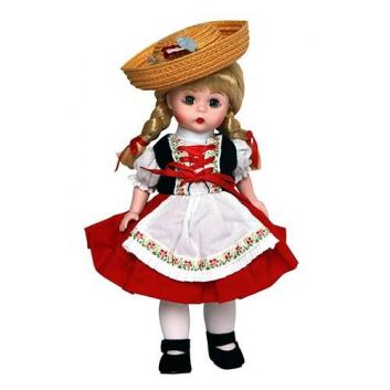 Игрушки, Кукла Хейди Madame Alexander 698522, фото
