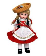 Кукла Хейди Madame Alexander