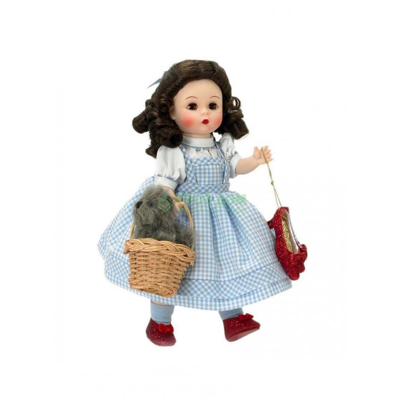 Madame Alexander Кукла Элли и Тотошка куклы и одежда для кукол madame alexander кукла ведьма ученица 20 см