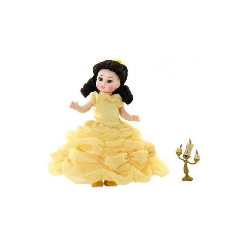 Madame Alexander Кукла Бель красавица и чудовище dvd книга