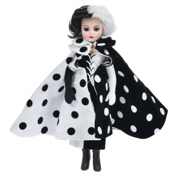 Кукла Круэлла де Виль