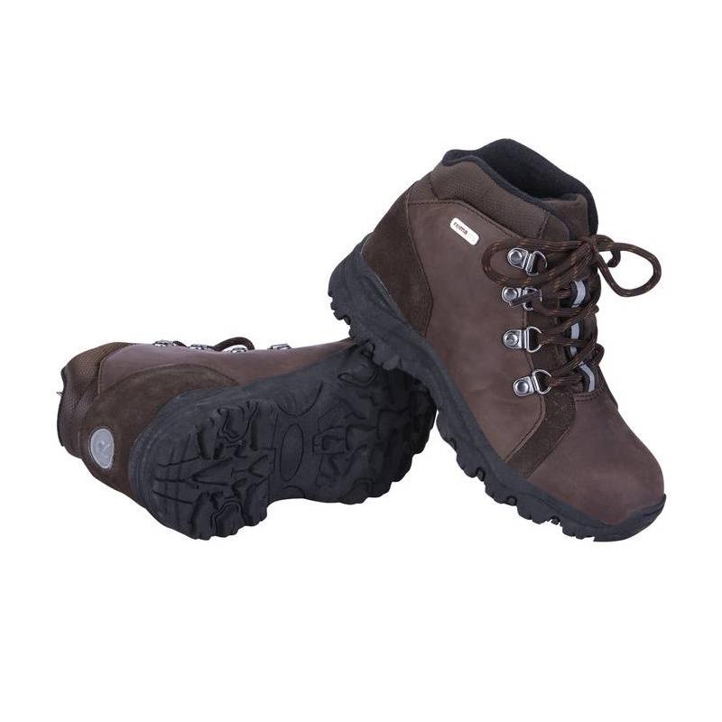 БотинкиТеплые ботинки коричневого цвета марки REIMA, серии REIMA TEC для мальчиков. Водонепроницаемые ботинки с очень высокой степенью утепления. Верх выполнен из натуральной кожи и замши, подкладка - из шерсти. Стельки из материала EVA обеспечивают мягкость и амортизацию (сверху стельки шерстяные). Подошва из термопластичной резины подходит для любых поверхностей. Есть светоотражающие детали.<br><br>Размер: 37<br>Цвет: Коричневый<br>Пол: Для мальчика<br>Артикул: 607293<br>Страна производитель: Китай<br>Сезон: Осень/Зима<br>Материал верха: Натуральная кожа<br>Материал подкладки: Текстиль<br>Материал стельки: Текстиль<br>Материал подошвы: ТПР (термопластичная резина)<br>Бренд: Финляндия<br>Температура: от -10° до -30°