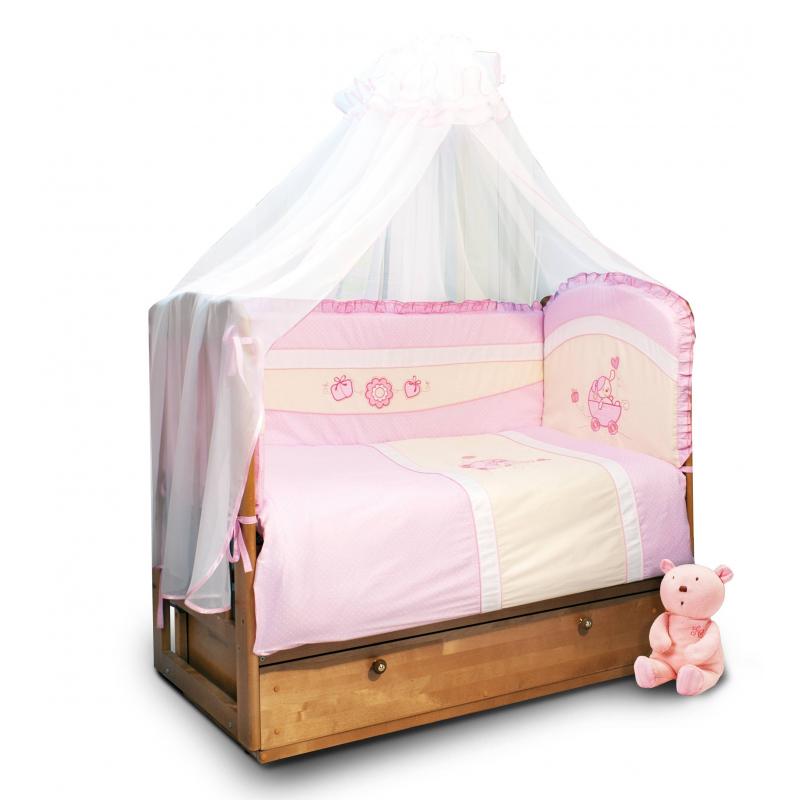Купить со скидкой Комплект постельного белья 6 предметов