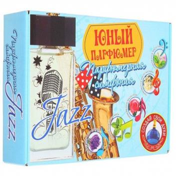 Творчество, Набор Юный парфюмер Парфюмерная симфония Джаз Инновации для детей 659032, фото