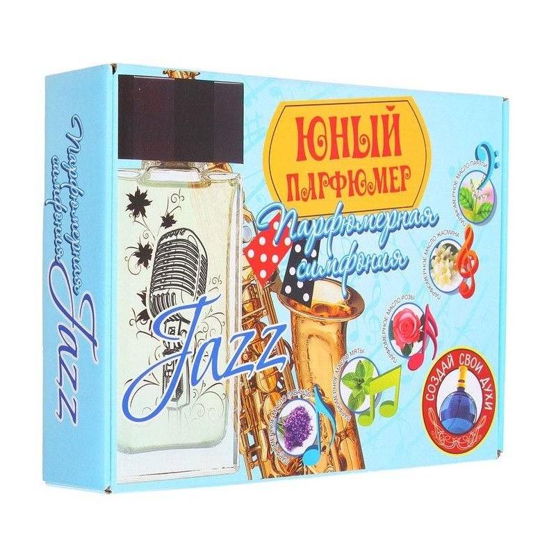 Инновации для детей Набор Юный парфюмер Парфюмерная симфония Джаз