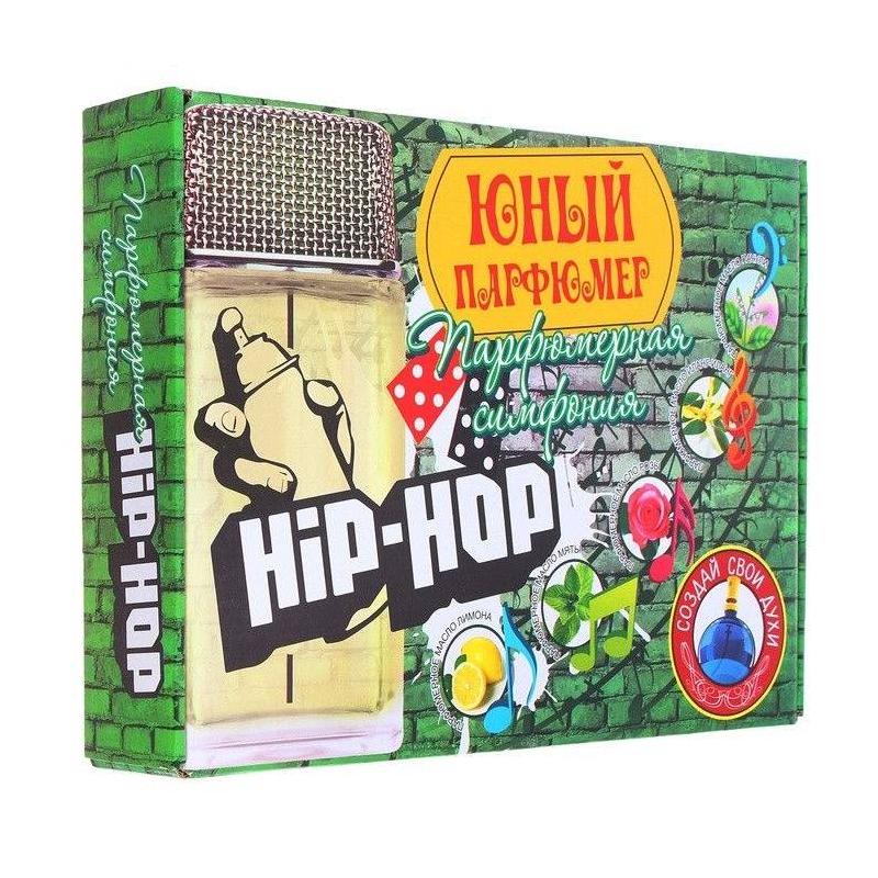 Инновации для детей Набор Юный парфюмер Парфюмерная симфония Хип-хоп