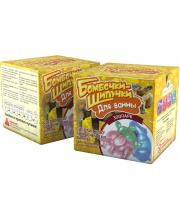 Набор Бомбочки-шипучки Зоопарк Инновации для детей