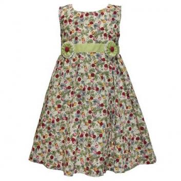 Девочки, Платье LP Collection (красный)607395, фото