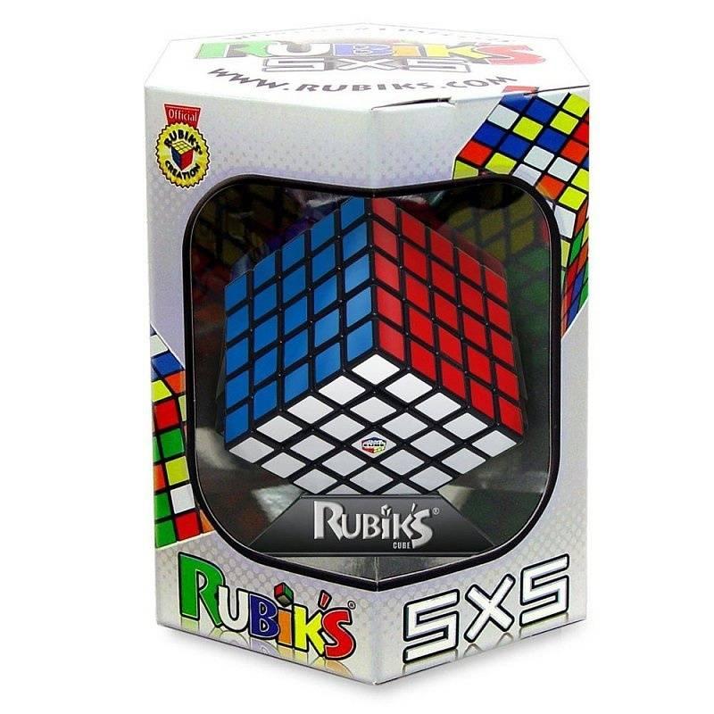Rubiks Головоломка Кубик Рубика 5х5 головоломка рубикс кубик рубика пустой kp8620