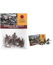 Солдатики Японская пехота
