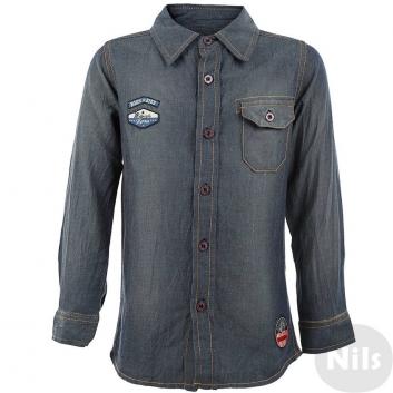Мальчики, Рубашка BLUE SEVEN (синий)602831, фото