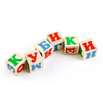 Игрушки, Кубики Алфавит русский 12 шт ТОМИК 659206, фото