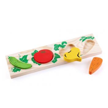 Игрушки по акции, Сортер Овощи ТОМИК 659226, фото