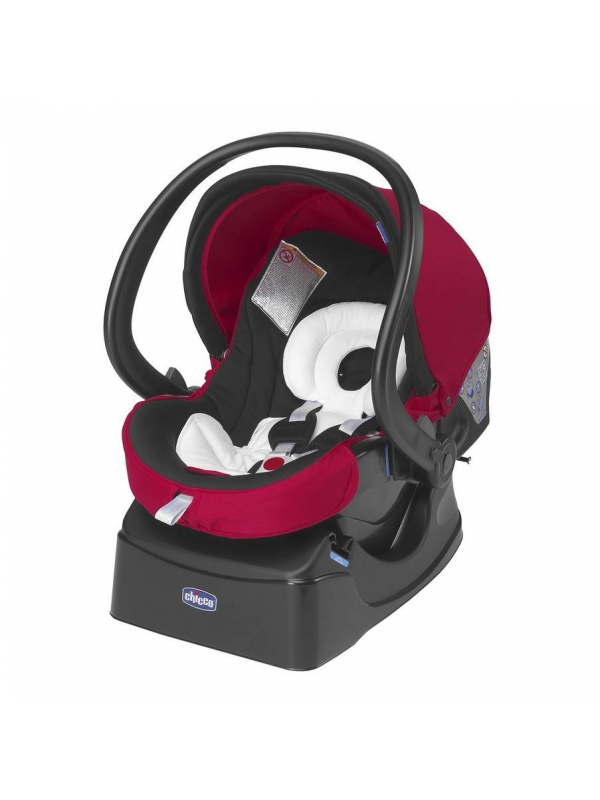 Автокресло Auto-Fix Fast Baby Red Mave Chicco (красный)