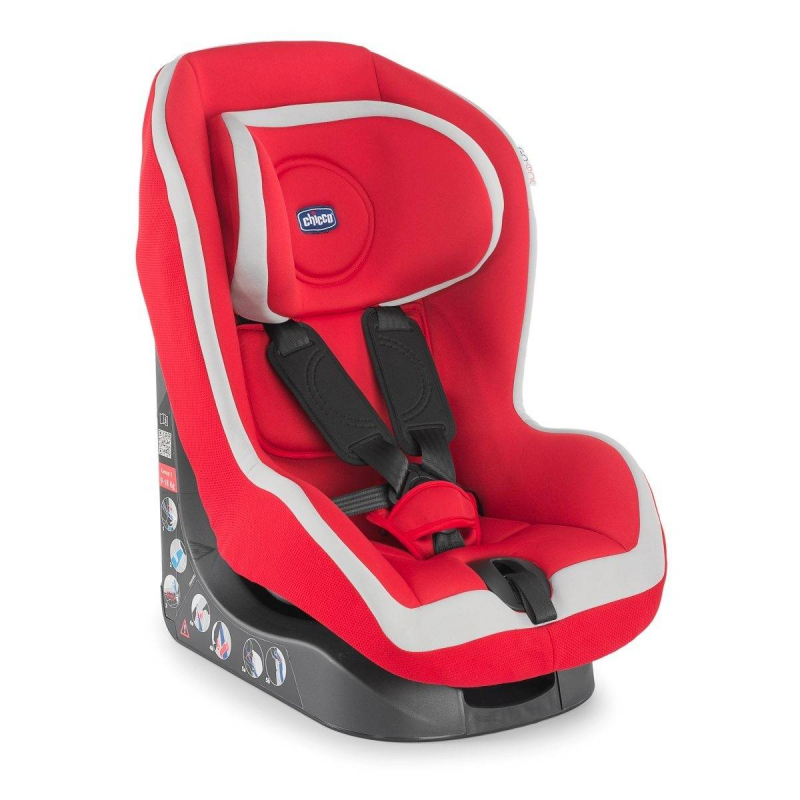 Chicco Автокресло Go-one Red коляска 2 в 1 chicco trio stylego red passion