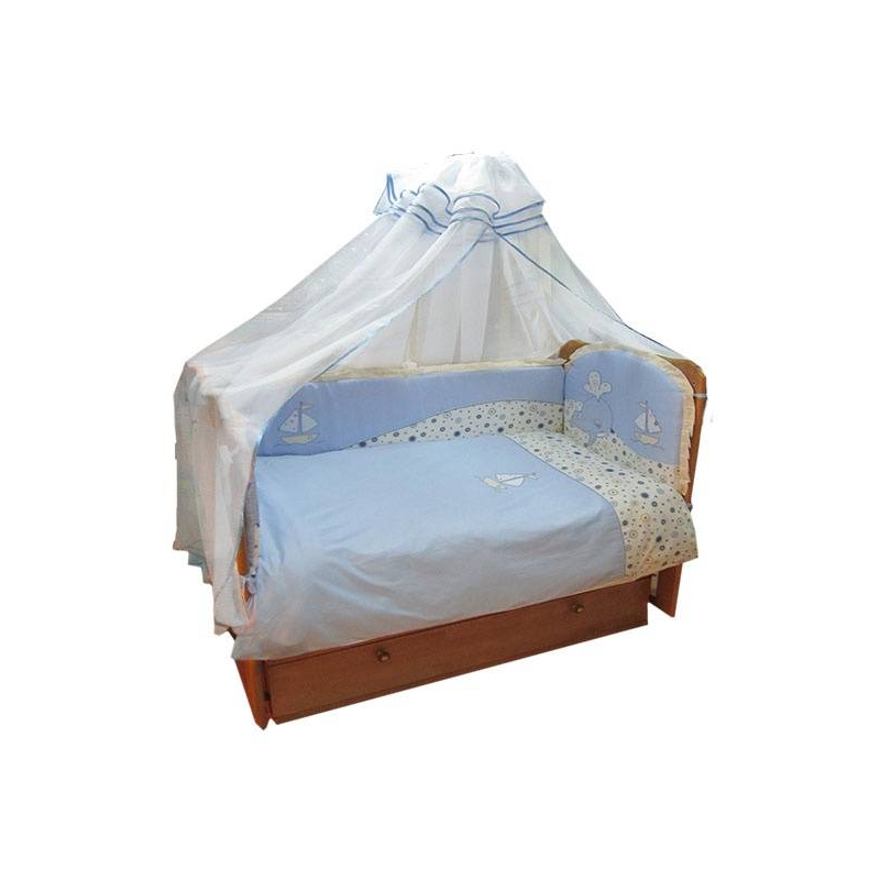 Soni Kids Набор в кроватку Морское путешествие