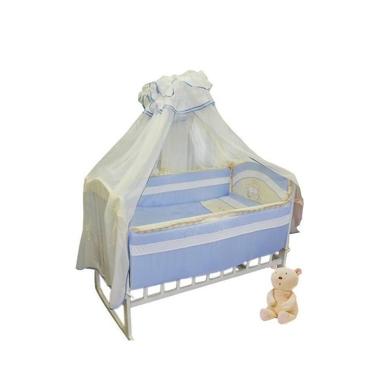 Набор в кроватку Облачные малыши