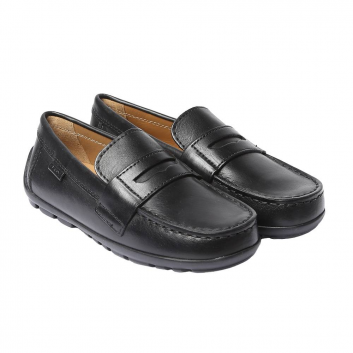 Обувь, Мокасины GEOX (черный)805016, фото