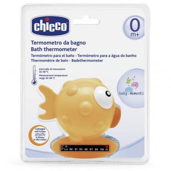 Гигиена, Термометр для ванны Baby Moments Рыбка Chicco 800132, фото