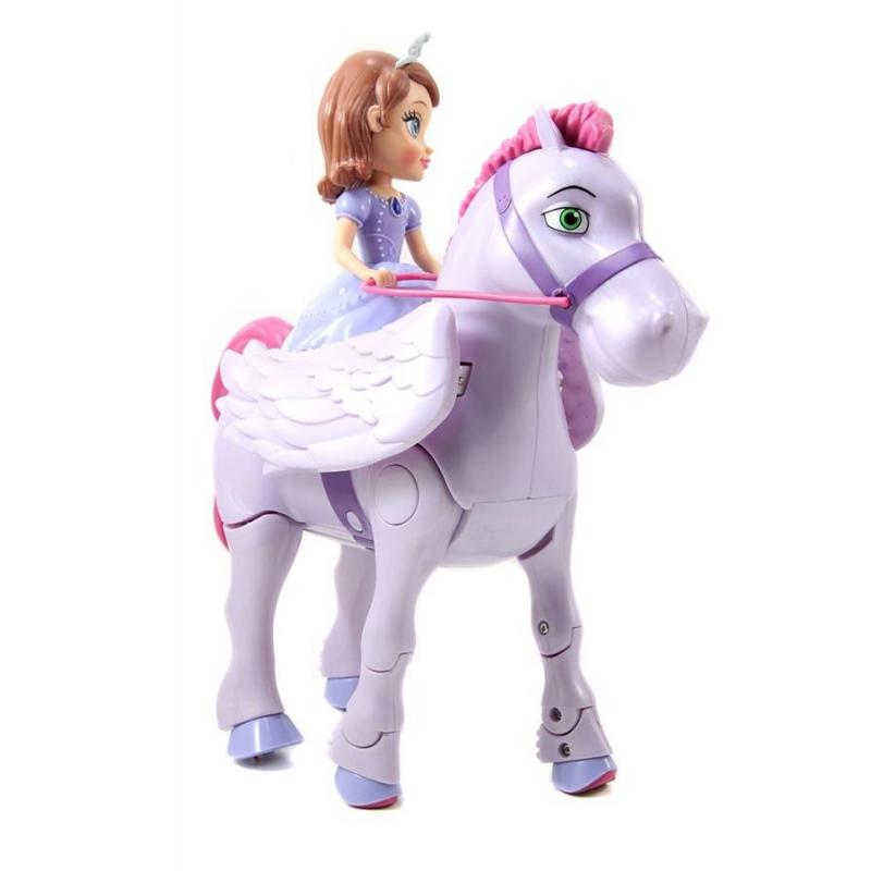 София Прекрасная и крылатый конь от Nils