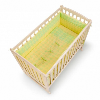 Малыши, Комплект в кроватку Fiore 7 предметов RTC (желтый)711097, фото